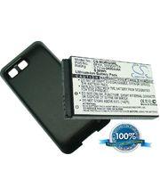 Batéria náhradná (ekv. BF5X) Motorola Defy+ MB526 / Defy MB525, rozšířená vretně krytu, 2400mAh