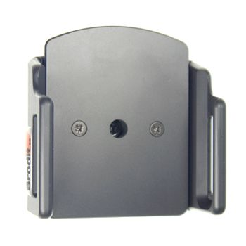 Brodit držiak do autá na mobilný telefón nastaviteľný, bez nabíjanie, š. 62-77 mm, tl. 9-13 mm