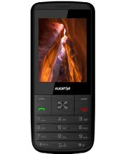 Aligator D920 Dual SIM, černo-stříbrný